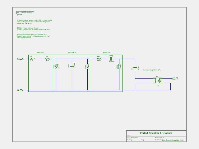 John Conover: Loudspeaker Design